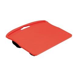 Ryper laptop tartó párna, piros