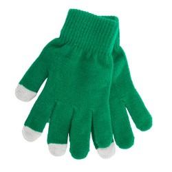 Actium érintőképernyős kesztyű, zöld