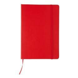 Cilux jegyzetfüzet, piros