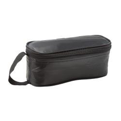 Rufus szendvicstartó táska, fekete