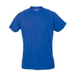 Tecnic Plus T felnőtt póló, kék