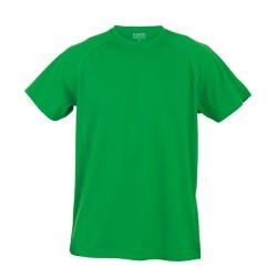 Tecnic Plus T felnőtt póló, zöld