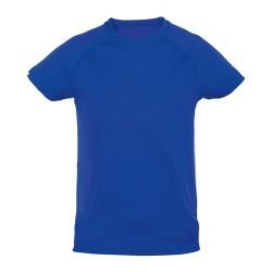 Tecnic Plus K gyermek póló, kék