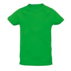 Tecnic Plus K gyermek póló, zöld