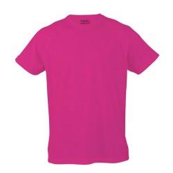 Tecnic Plus K gyermek póló, pink