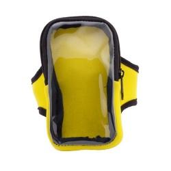 Tracxu mobiltelefon karpánt, sárga