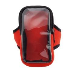 Tracxu mobiltelefon karpánt, piros