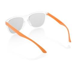 CreaSun egyedi napszemüveg - szár, narancssárga