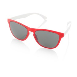 CreaSun egyedi napszemüveg - keret, piros