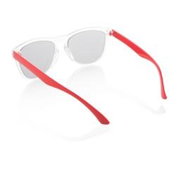 CreaSun egyedi napszemüveg - szár, piros
