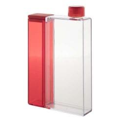 Flisk water bottle, piros