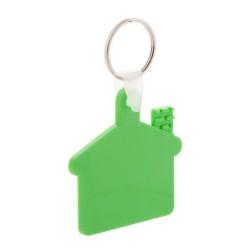 Cottage kulcstartó, zöld
