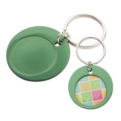 Luxar kulcstartó, zöld