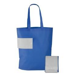 Boqueria összehajtható bevásárlótáska, kék