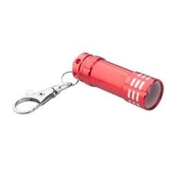 Pico mini elemlámpa, piros