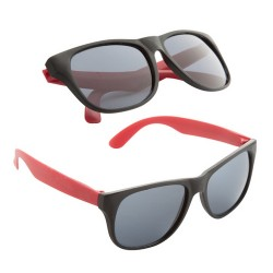 Glaze napszemüveg, piros