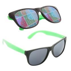 Glaze napszemüveg, zöld