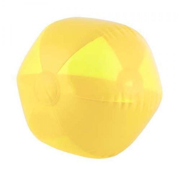 Navagio strandlabda, sárga