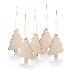 Melbu karácsonyfa dísz, 5 db-os , B