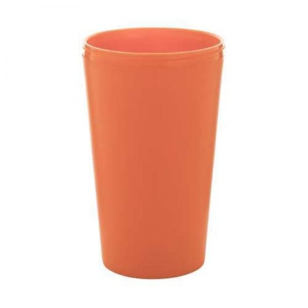 CreaCup egyediesíthető thermo bögre, pohár, narancssarga - A