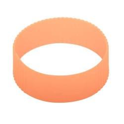 CreaCup egyediesíthető thermo bögre, markolat, narancssarga - C