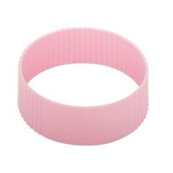CreaCup egyediesíthető thermo bögre, markolat, pink - C