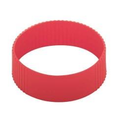 CreaCup egyediesíthető thermo bögre, markolat, piros - C
