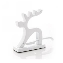 Reindeer diótörő, fehér