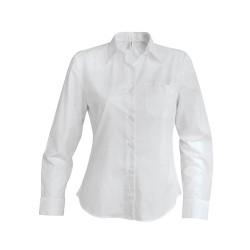 Easy Care Ladies LS női ing, fehér