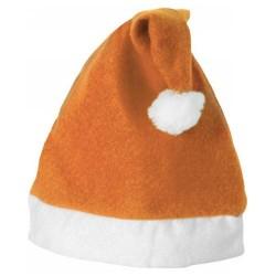 Mikulás sapka, narancs