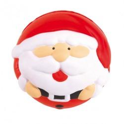 SantaClaus stresszoldó labda,piros/fehér