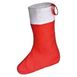 Karácsonyi zokni, piros