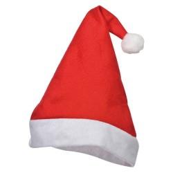Karácsonyi sapka, piros