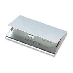 EPSOM Alumínium névjegykártya tartó, ezüst