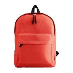 BAPAL 600D poliészter hátizsák, piros