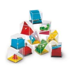 FUMIEST Kockajáték készlet dobozban, vegyes