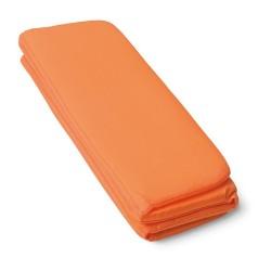 MOMENTS Összehajtható ülőmatrac , narancssárga