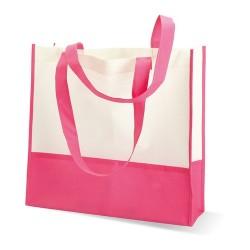 VIVI Strand- vagy bevásárlótáska, fukszia
