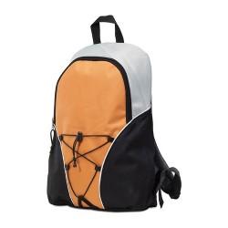 TIKAL Poliészter hátizsák, narancssárga
