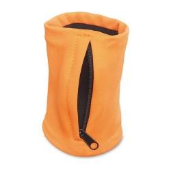 PRORUN Csuklópánt rekesszel , narancssárga