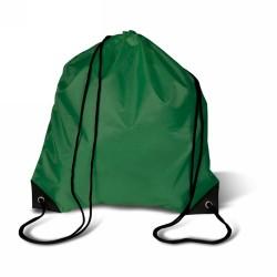 SHOOP 190T poliészter tornazsák, zöld