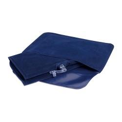 TRAVELCONFORT Felfújható párna tokban , kék