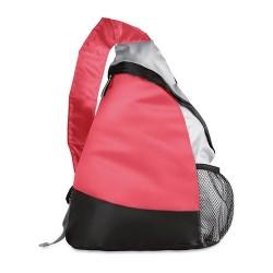 GARY Háromszög alakú hátizsák, piros