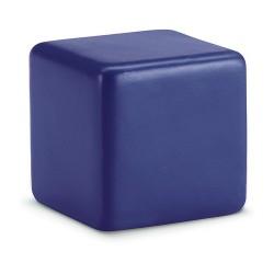 SQUARAX Stresszoldó kocka, kék