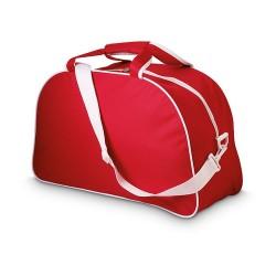 CHAMP'S 600D poliészter sporttáska, piros
