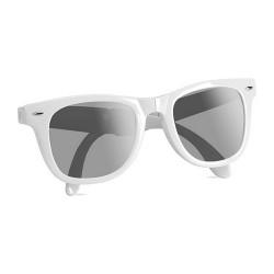 AUDREY Összehajtható napszemüveg, fehér