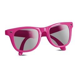 AUDREY Összehajtható napszemüveg, fukszia