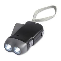 ROBIN LED elemlámpa , fekete
