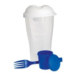 PAU Saláta shaker , kék