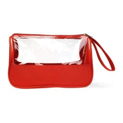 PLAS Kozmetikai táska, piros